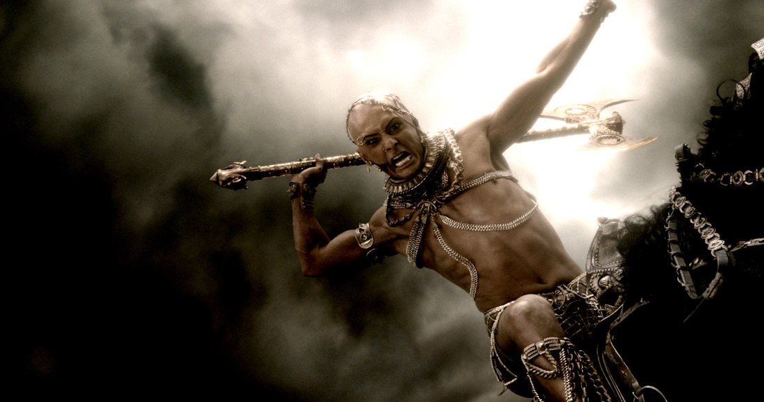 300 Rise Of An Empire - Rodrigo Santoro