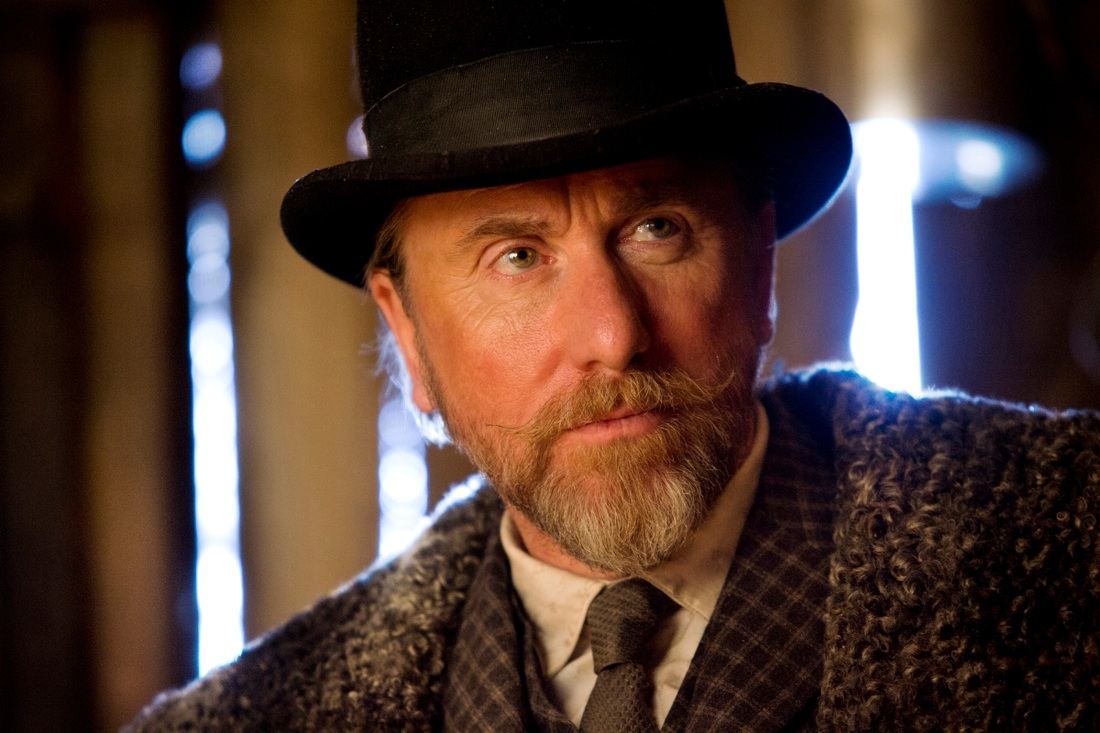 The Hateful Eight,Tim Roth