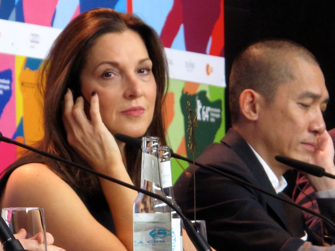 Barbara Broccoli - Tony Leung