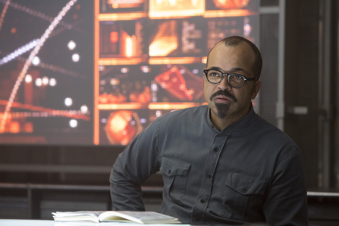 The Hunger Games Mockingjay Part 1 - Jeffrey Wright
