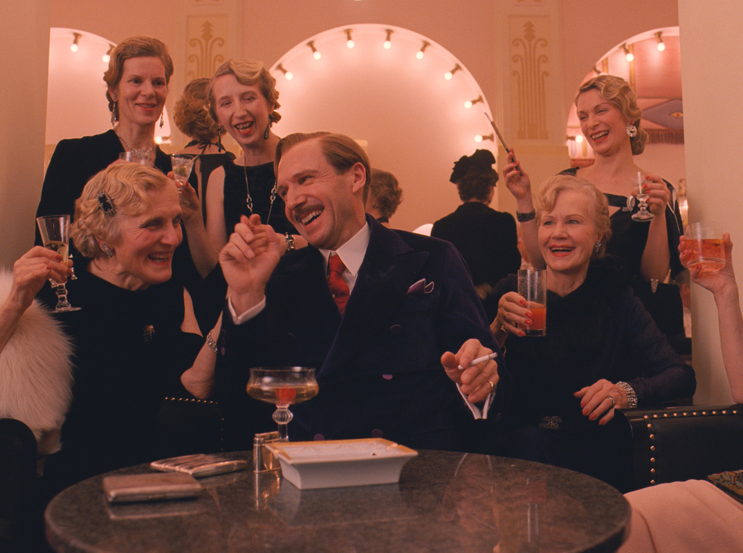 Ralph Fiennes – THE GRAND BUDAPEST HOTEL