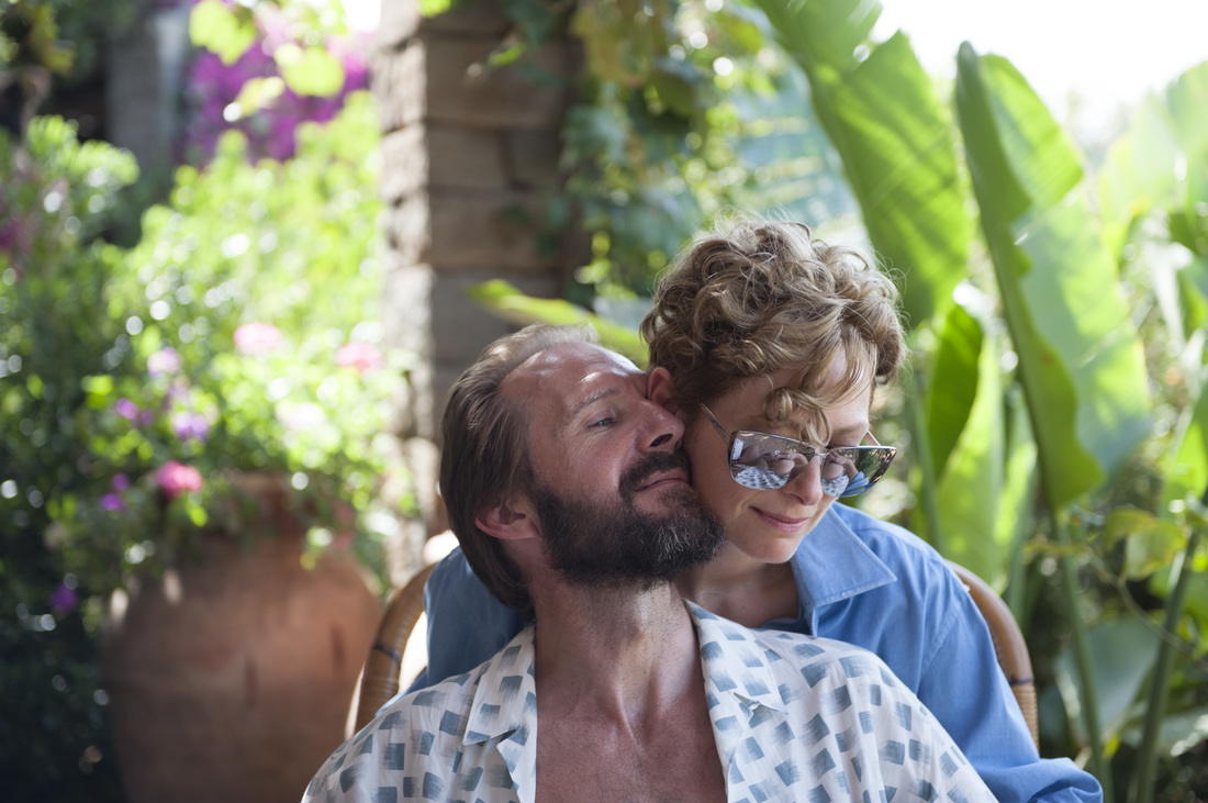 A Bigger Splash,Ralph Fiennes,Tilda Swinton