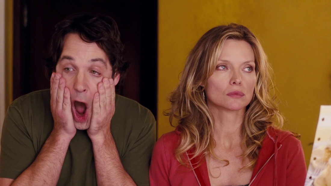 I Could Never Be Your Woman - Michelle Pfeiffer - Paul Rudd
