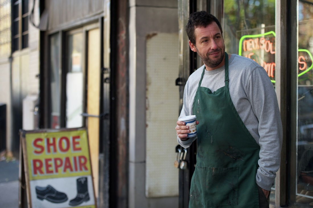 The Cobbler - Adam Sandler