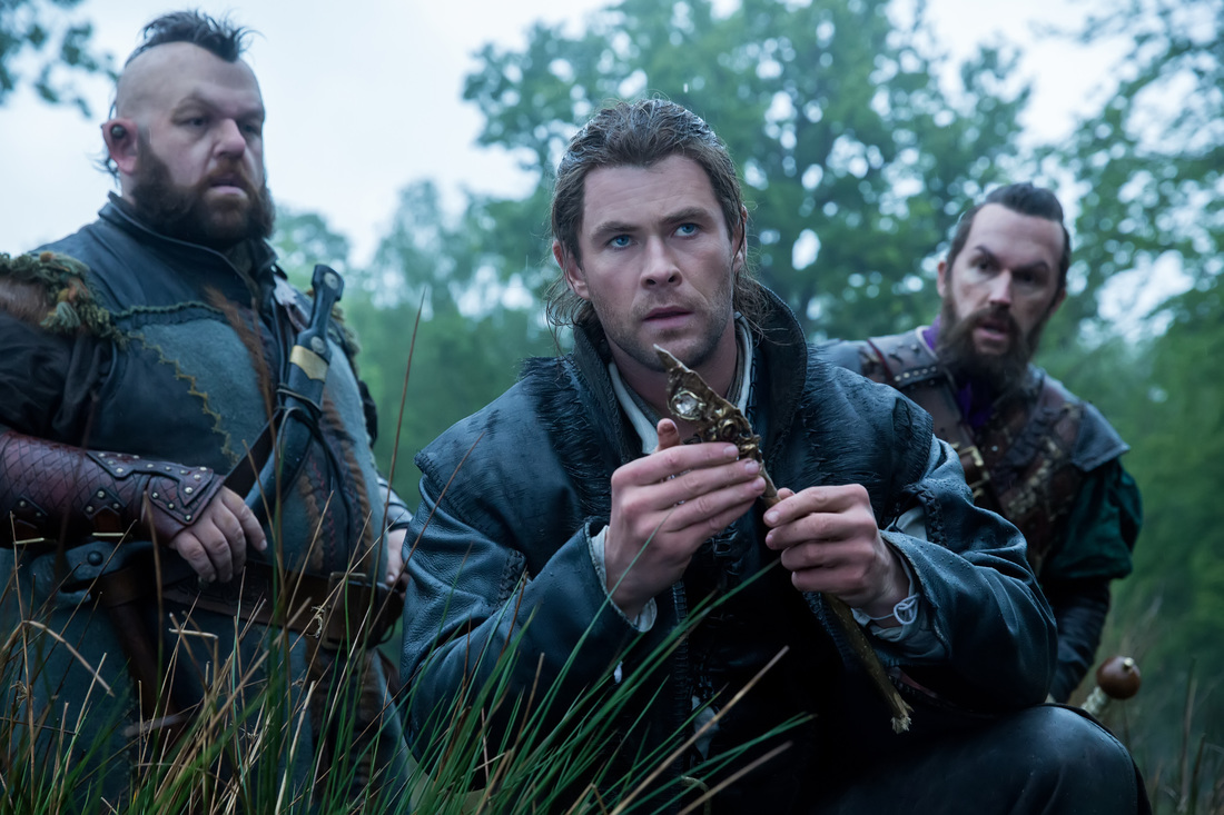 The Huntsman,Winter's War,Chris Hemsworth,Nick Frost,Rob Brydon