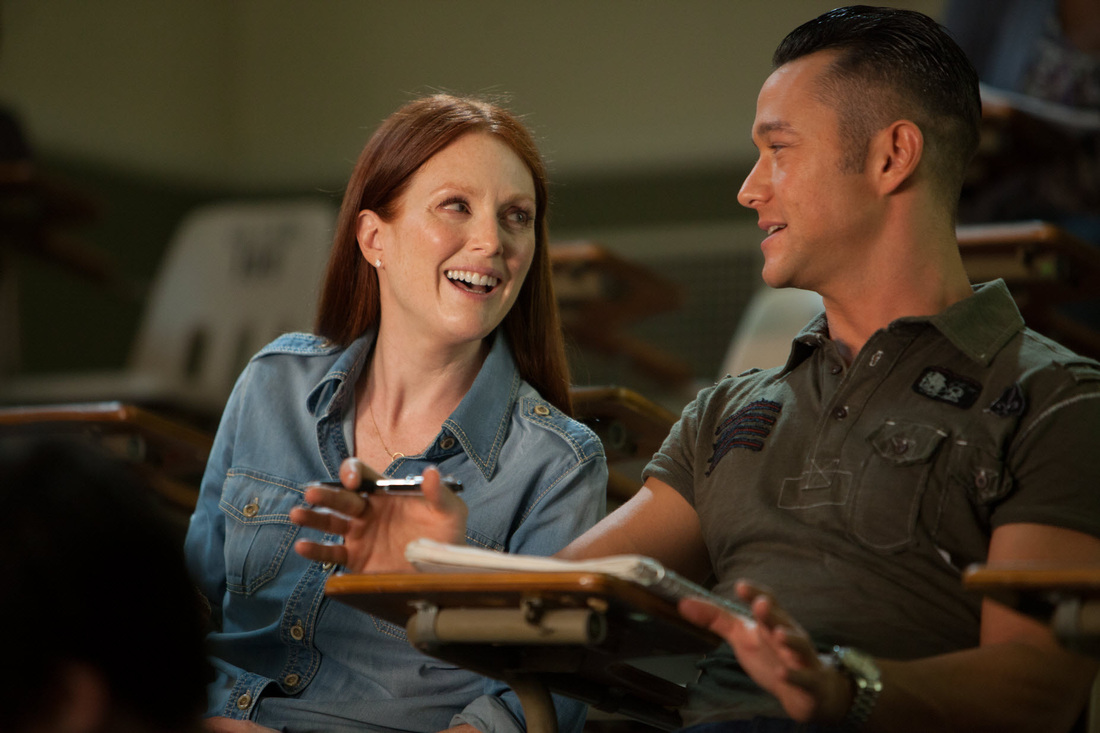Don Jon - Joseph Gordon-Levitt - Julianne Moore