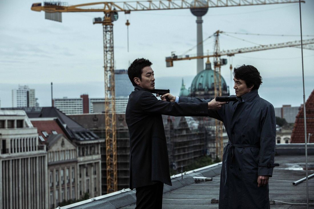The Berlin File - Ha Jung-woo - Han Suk-kyu