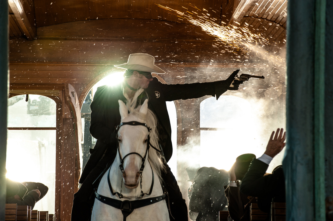 The Lone Ranger - Armie Hammer
