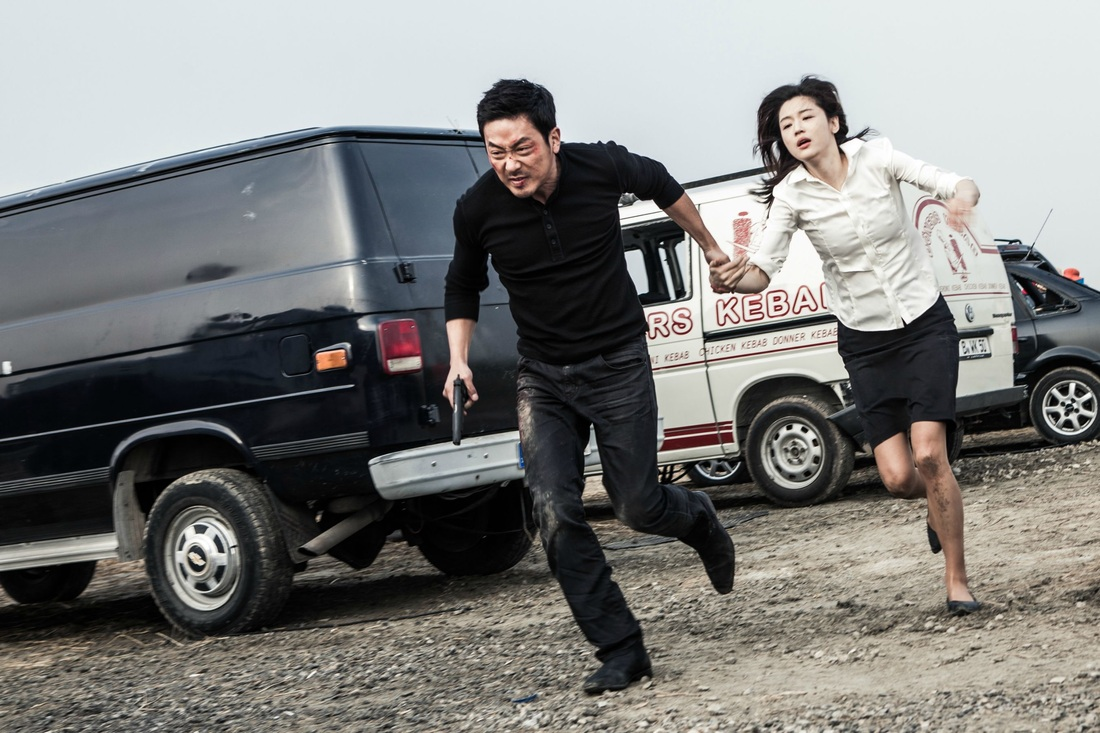 The Berlin File - Ha Jung-woo - Gianna Jun