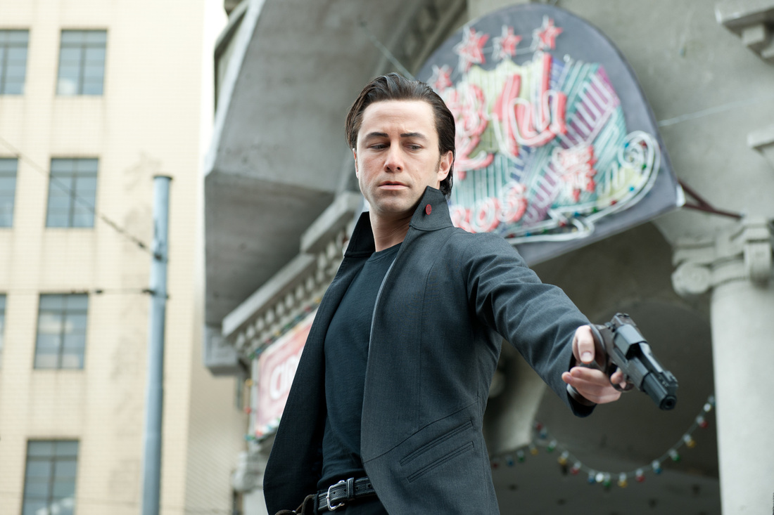 Looper - Joseph Gordon-Levitt