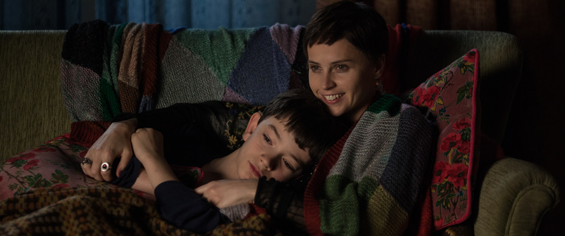 A Monster Calls,Felicity Jones