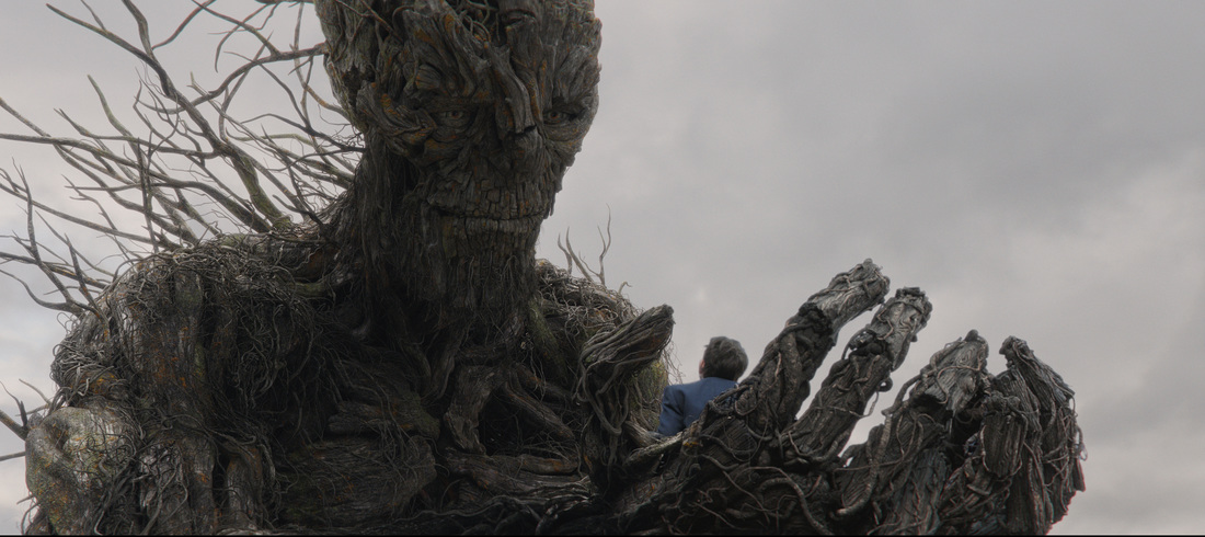 A Monster Calls,Liam Neeson