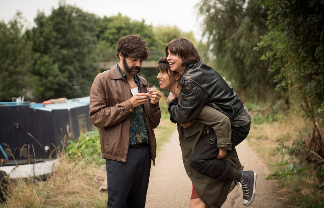 Anchor and Hope,Oona Chaplin,Natalia Tena,David Verdaguer