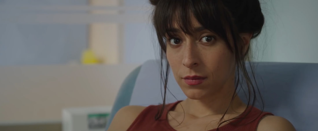 Anchor and Hope,Oona Chaplin
