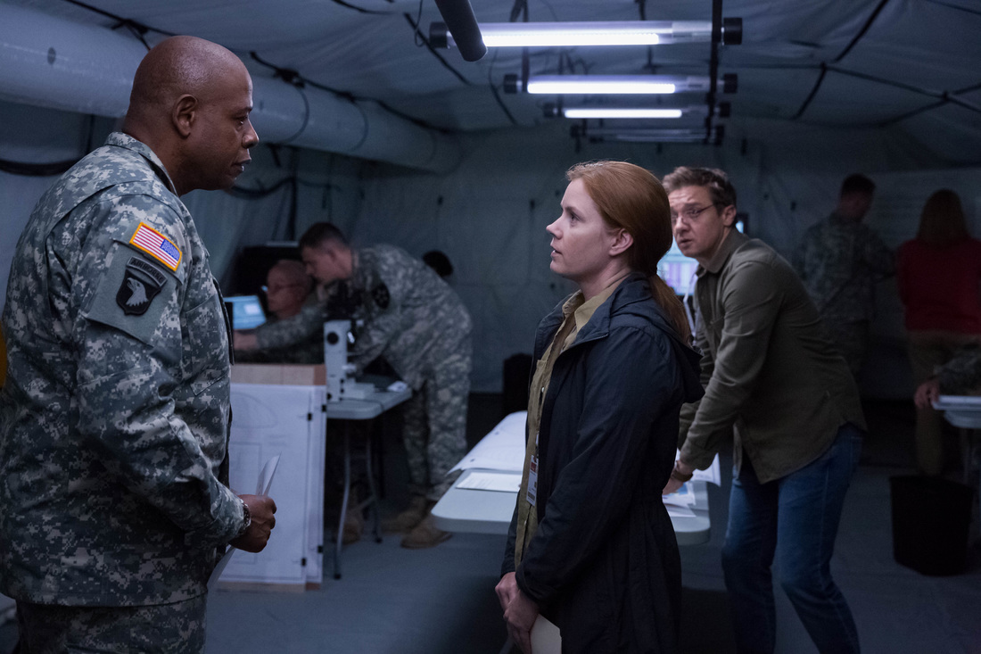 Arrival,Amy Adams,Jeremy Renner,Forest Whitaker