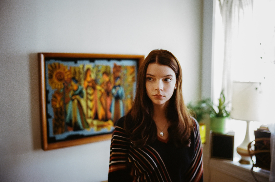 Barry,Anya Taylor-Joy