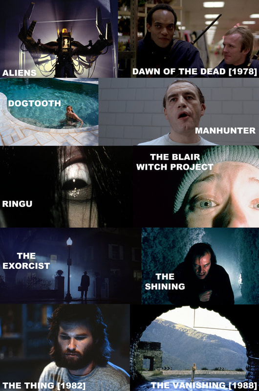 Best Horror Films