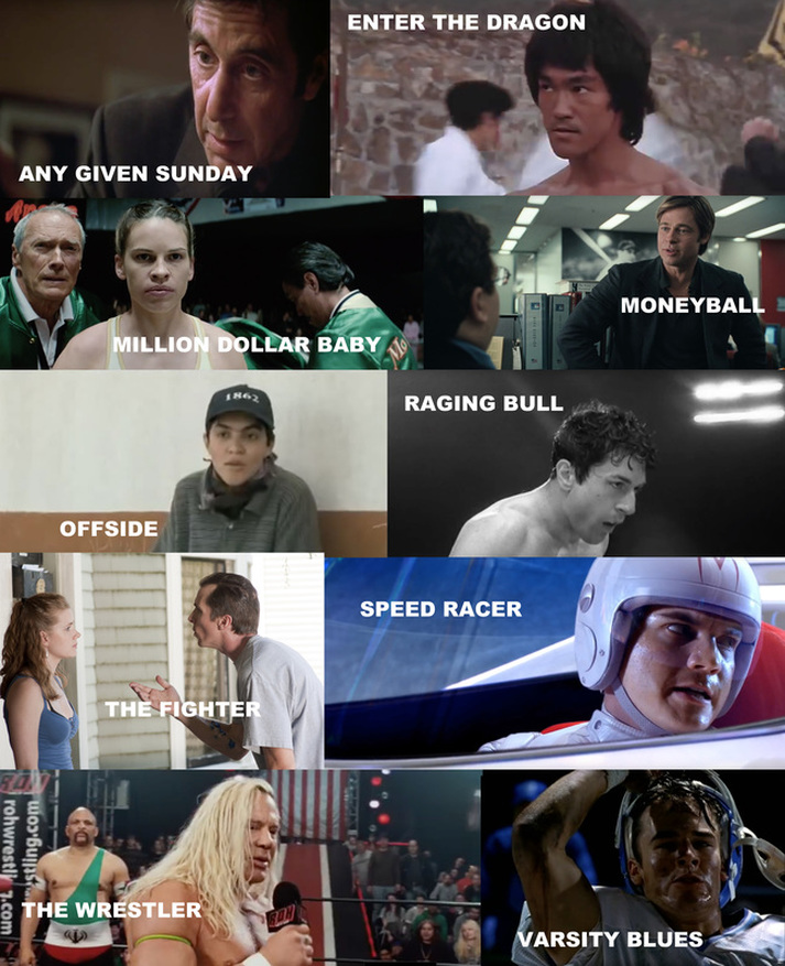 best sports movies