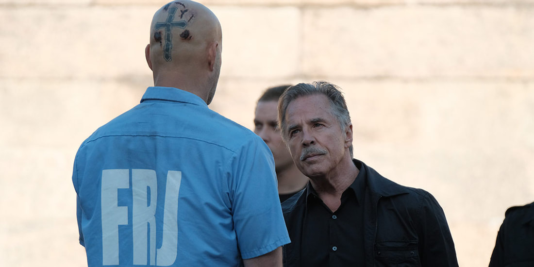 Brawl in Cell Block 99,Vince Vaughn,Don Johnson