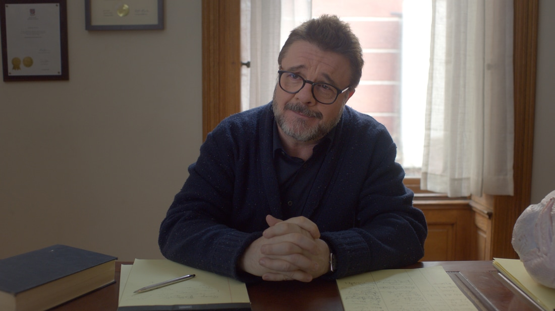 Carrie Pilby,Nathan Lane