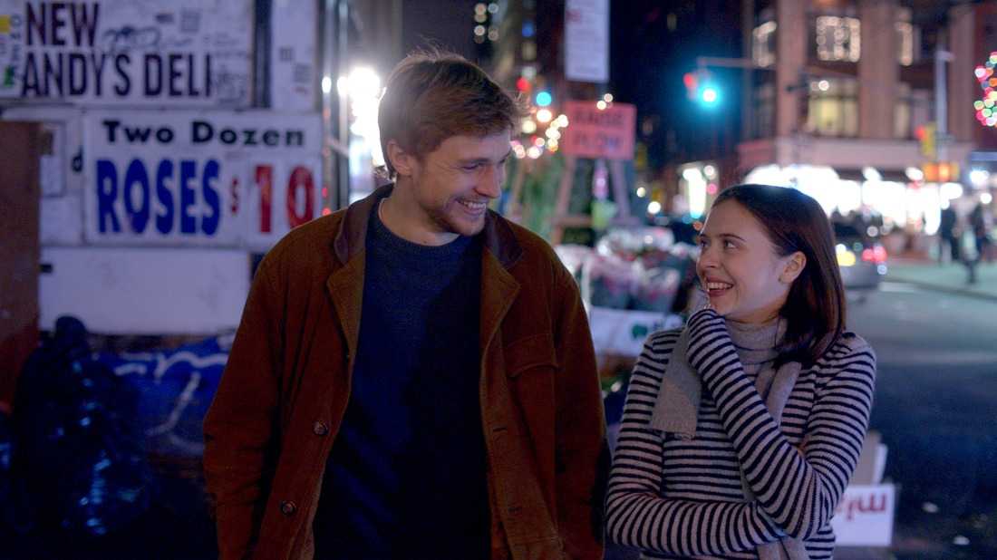 Carrie Pilby,Bel Powley,William Moseley