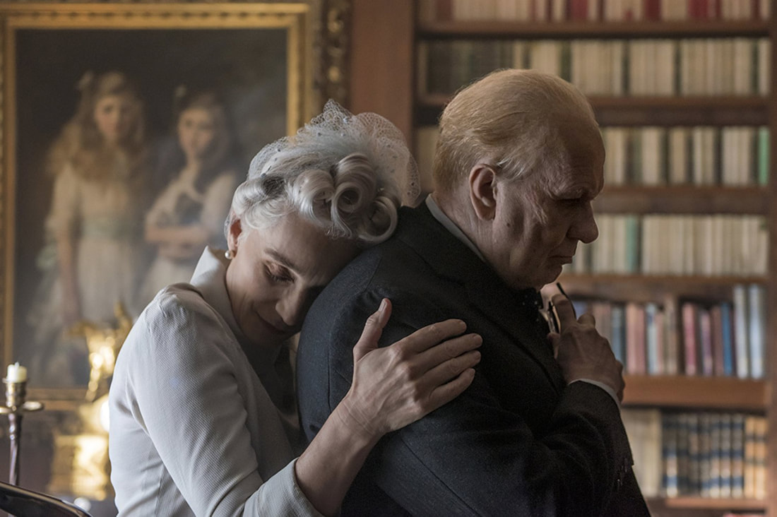 Darkest Hour,Gary Oldman,Kristin Scott Thomas