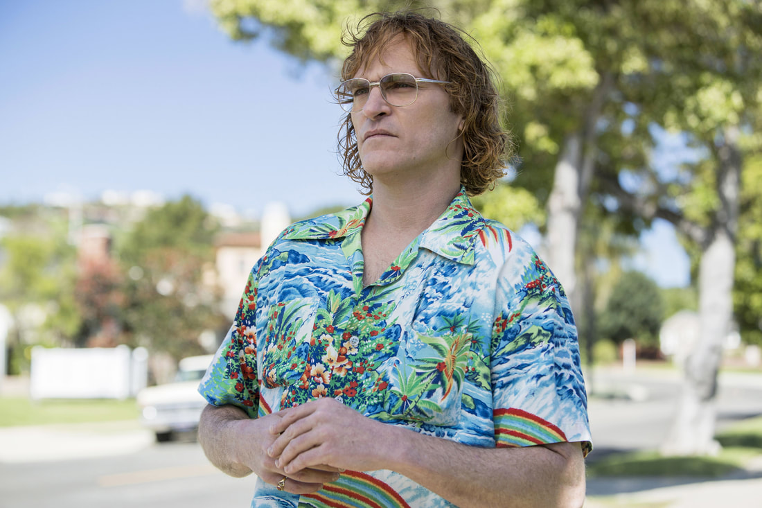 Don't Worry He Won't Get Far on Foot,Joaquin Phoenix