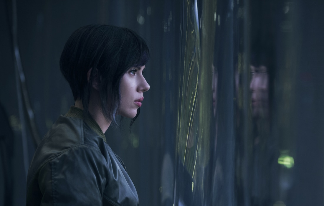 Ghost in the Shell,2017