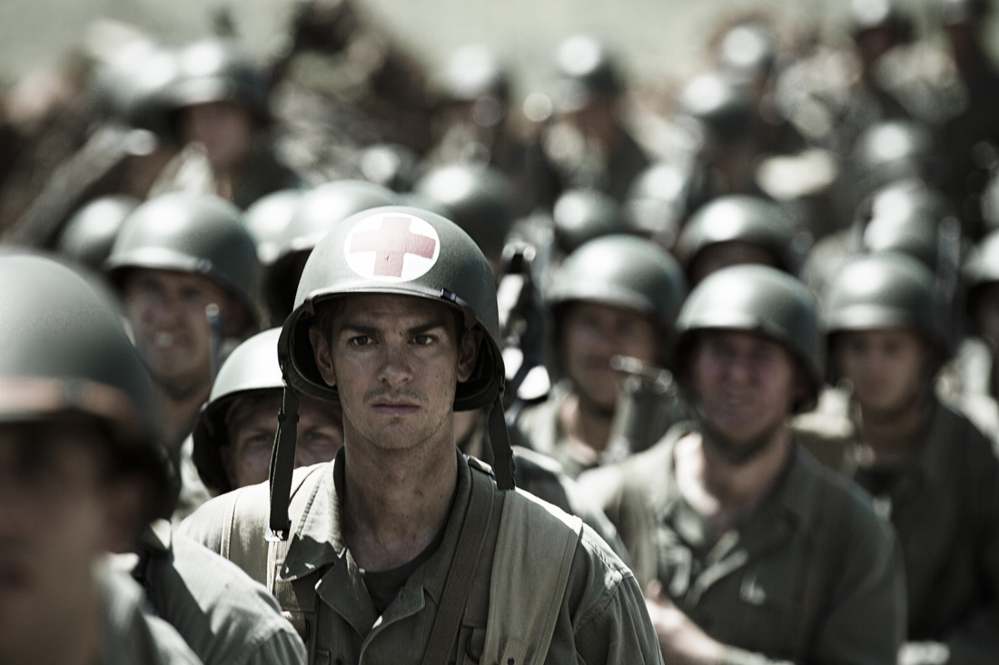 Hacksaw Ridge,Andrew Garfield