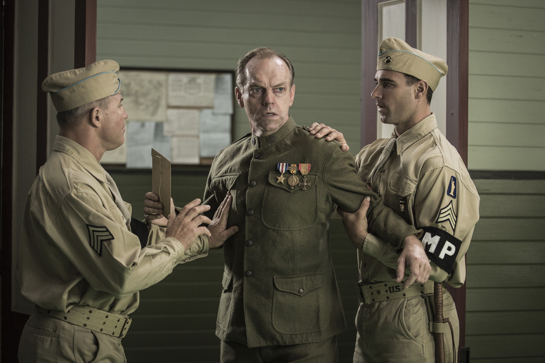 Hacksaw Ridge,Hugo Weaving