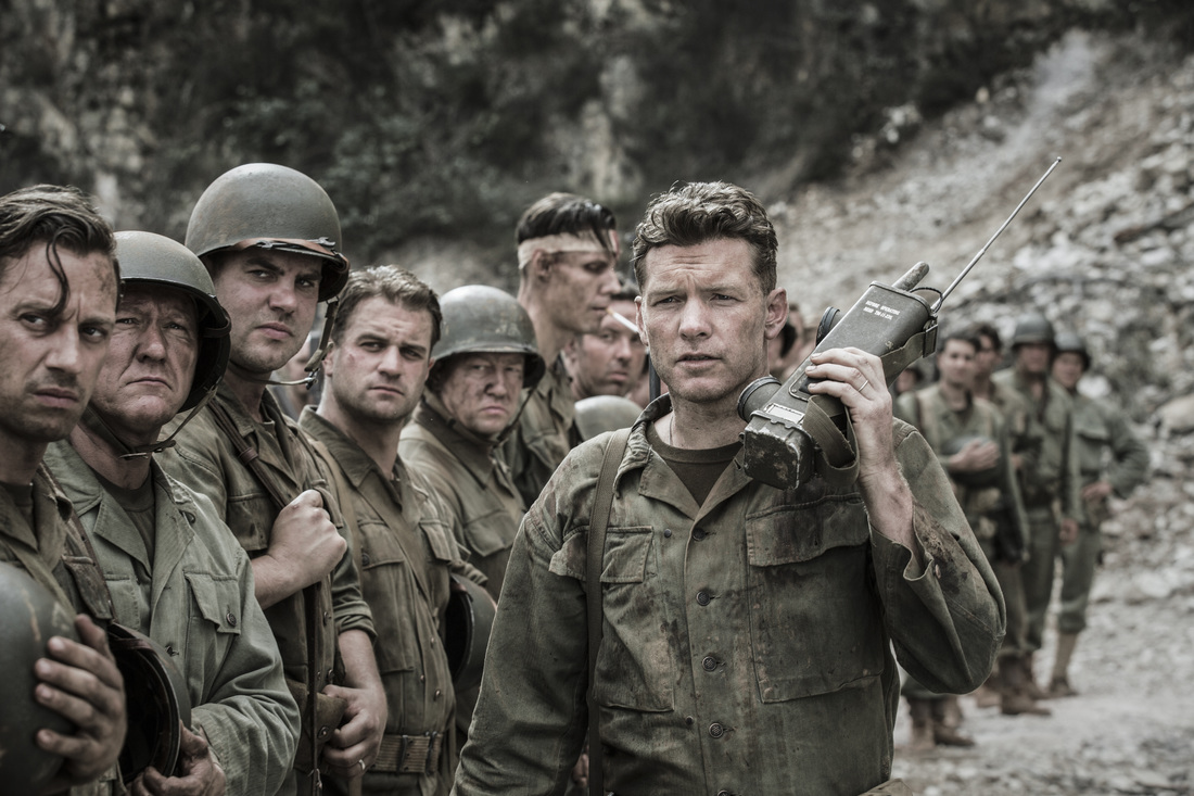 Hacksaw Ridge,Sam Worthington