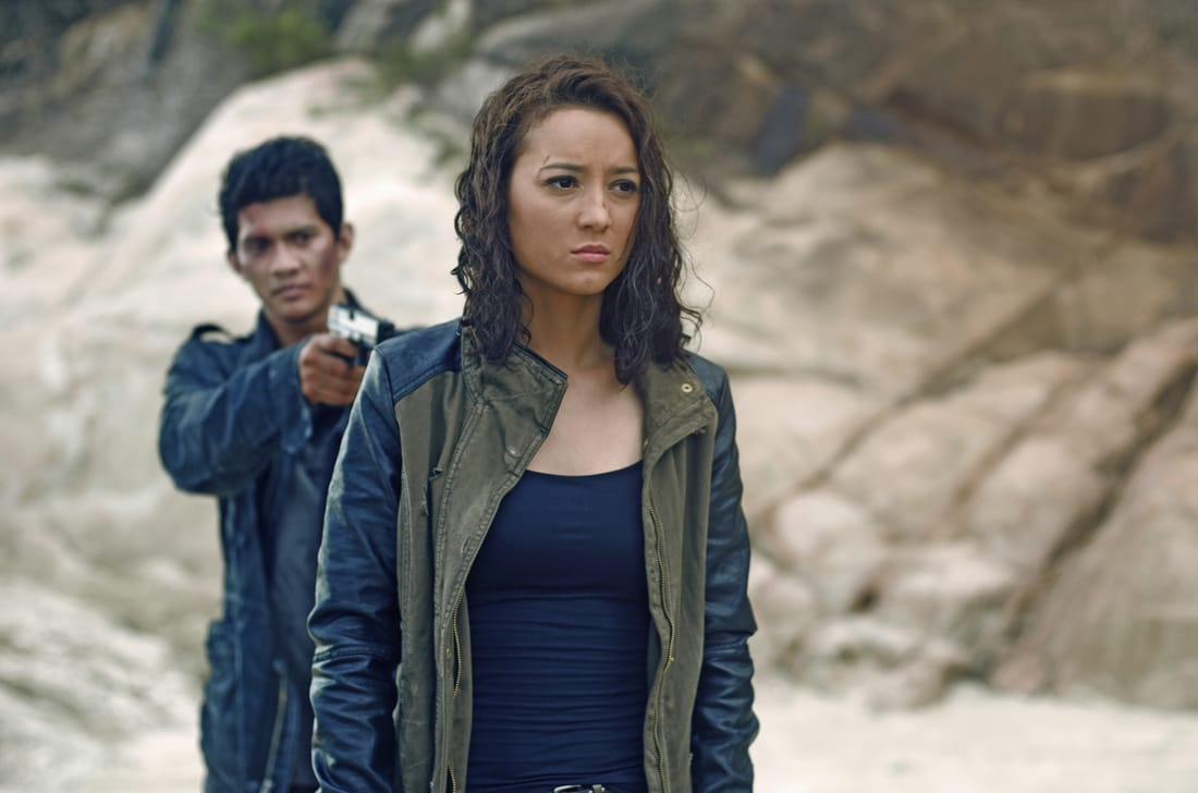 Headshot,Julie Estelle,Iko Uwais