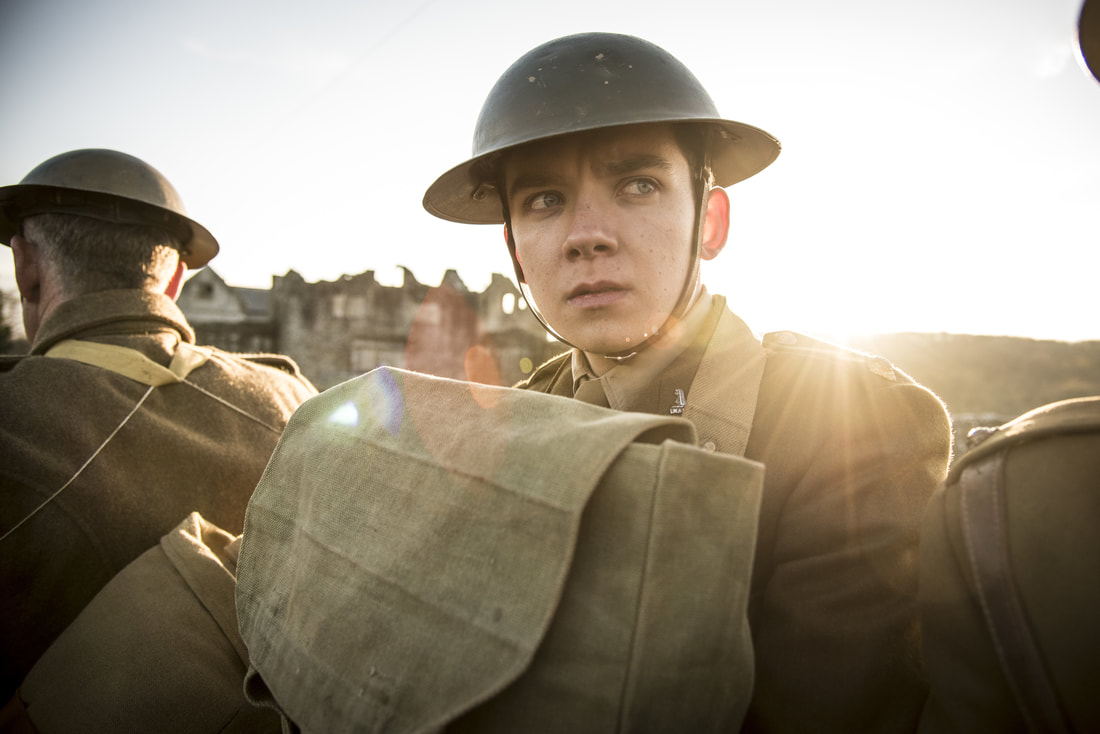 Journeys End,Asa Butterfield