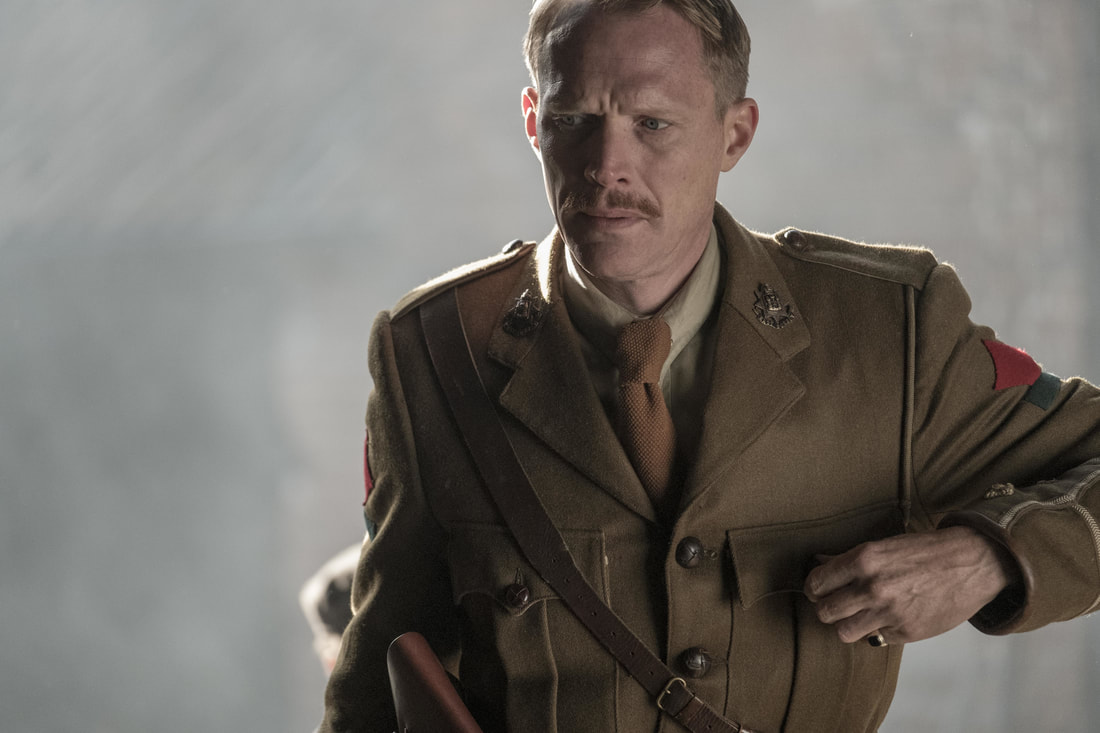 Journeys End,Paul Bettany