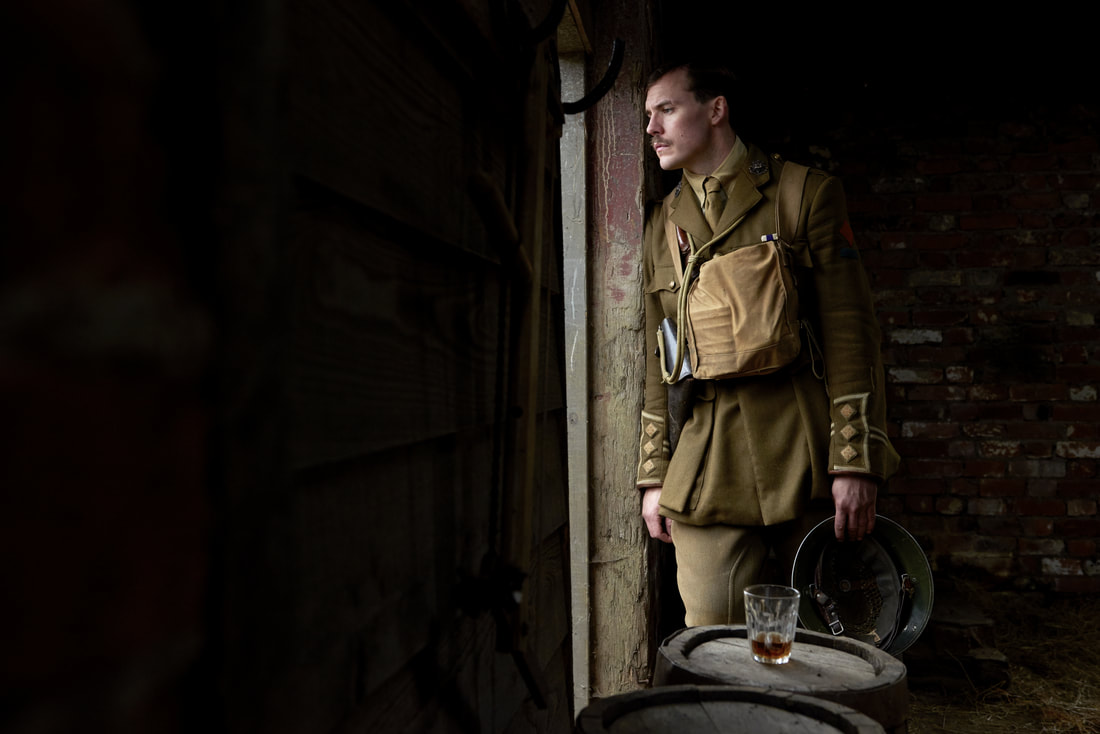Journeys End,Sam Claflin