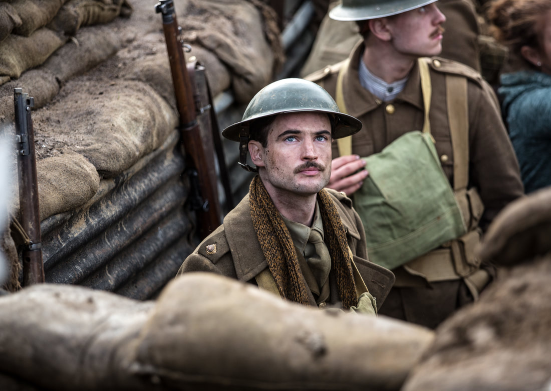 Journeys End,Tom Sturridge