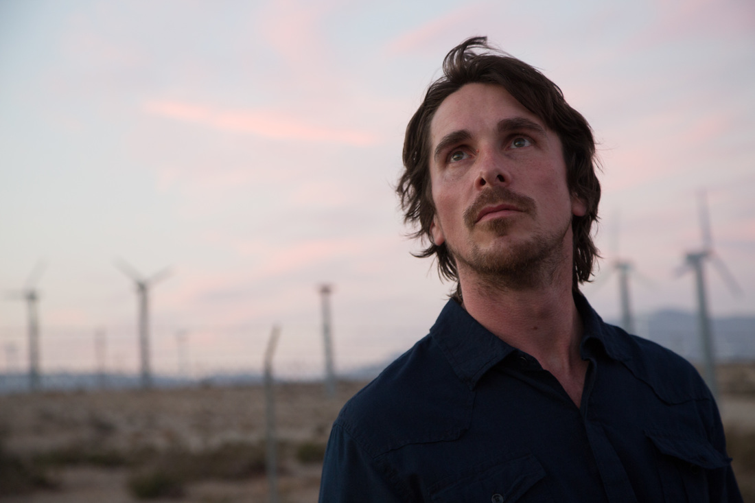 Knight of Cups,Christian Bale