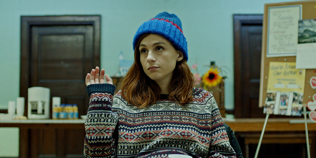 Mary Goes Round,Aya Cash
