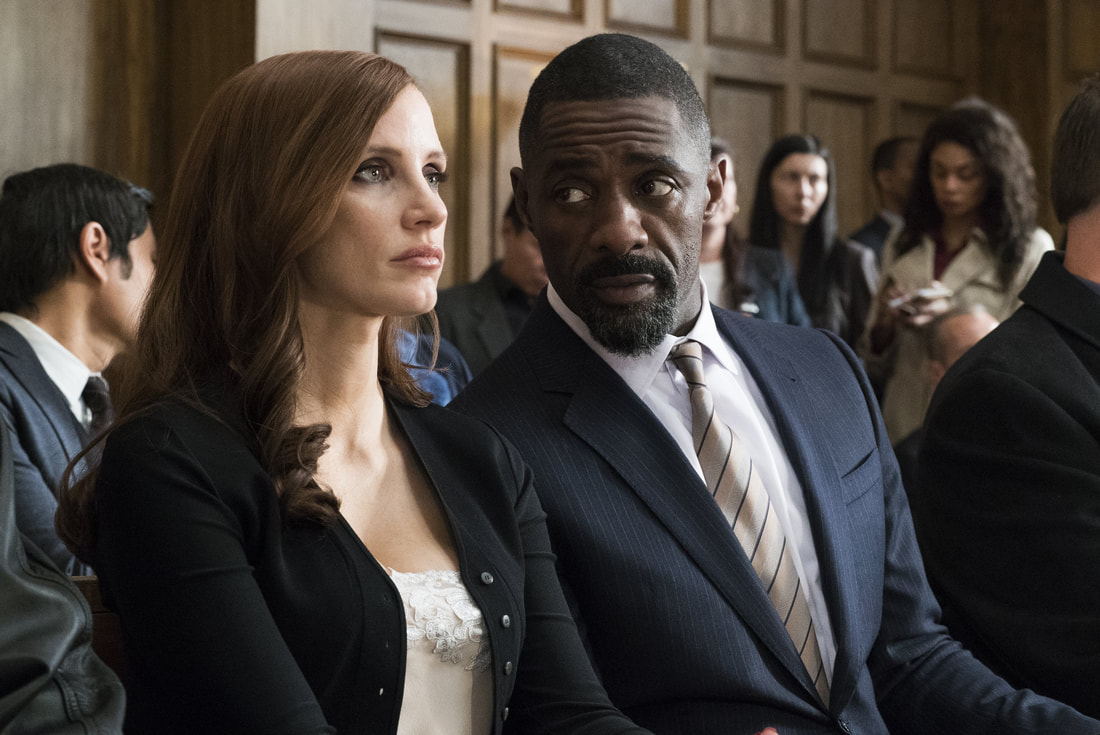 Molly's Game,Jessica Chastain,Idris Elba