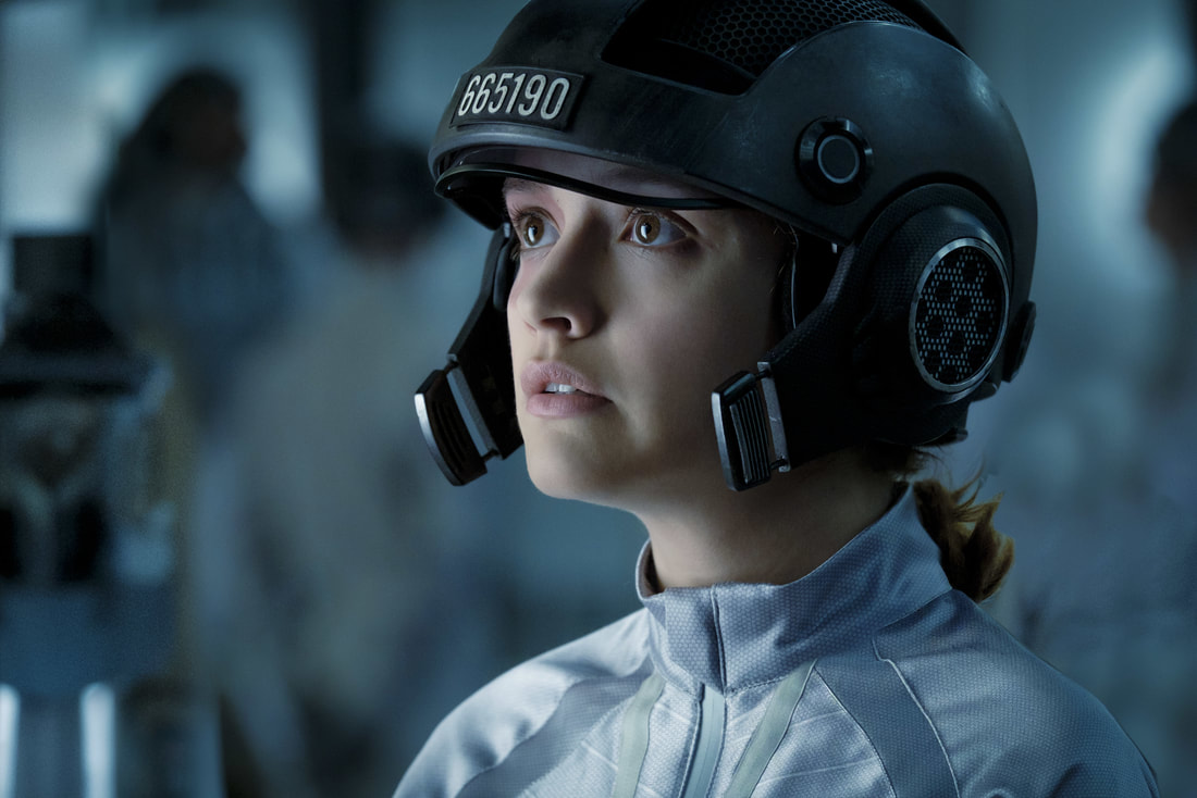 Ready Player One,Olivia Cooke