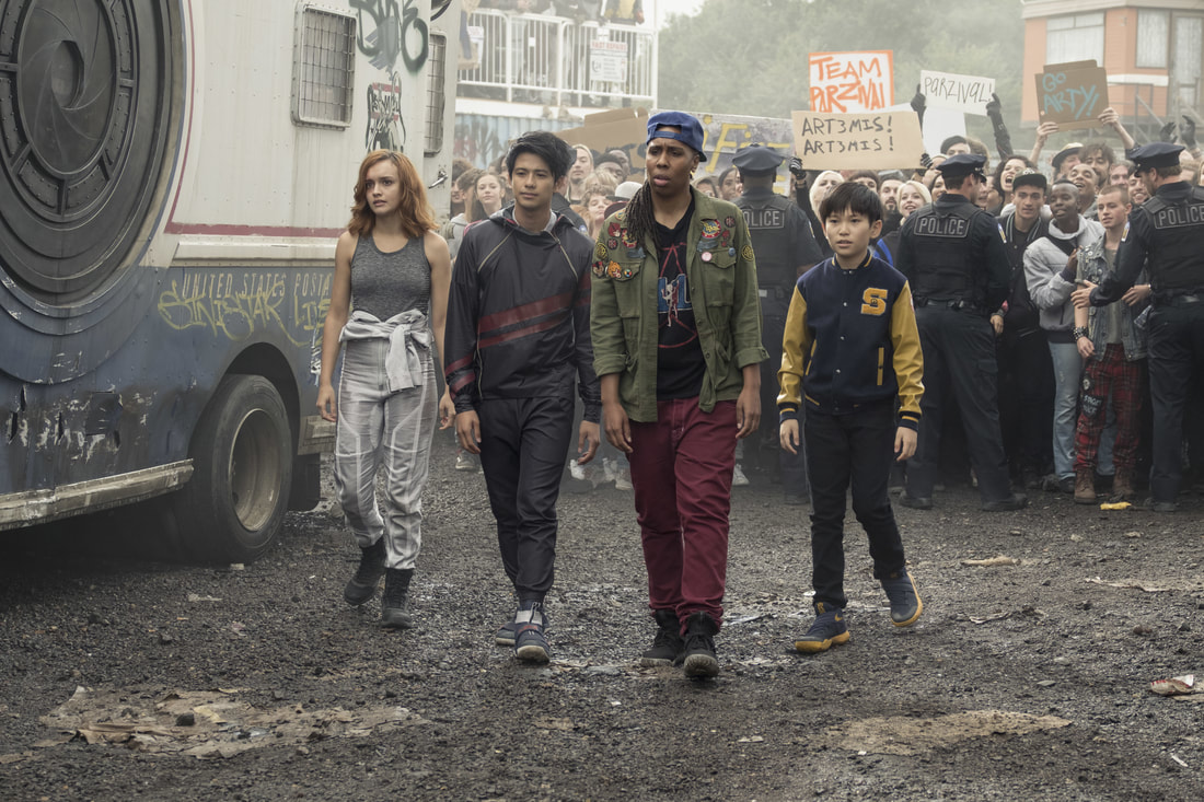 Ready Player One,Olivia Cooke,Letitia Wright,Win Morisaki