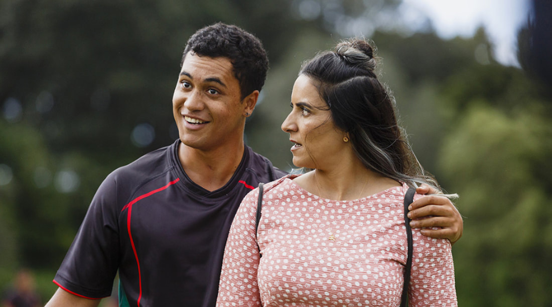The Breaker Upperers,Madeleine Sami,James Rolleston