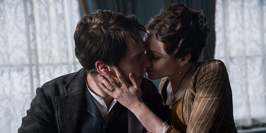 The Current War,Benedict Cumberbatch,Tuppence Middleton