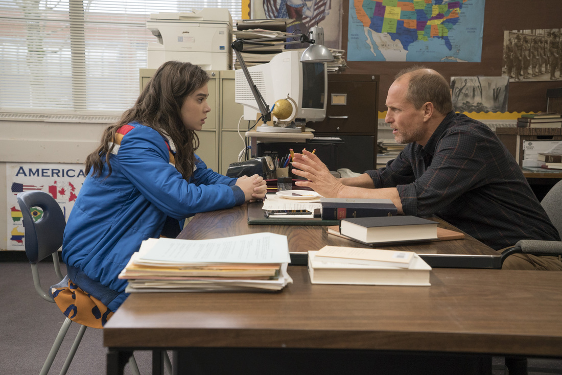 The Edge of Seventeen,Hailee Steinfeld,Woody Harrelson