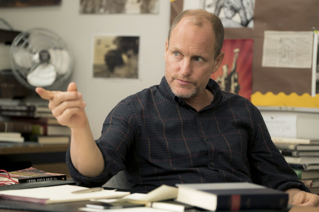 The Edge of Seventeen,Woody Harrelson