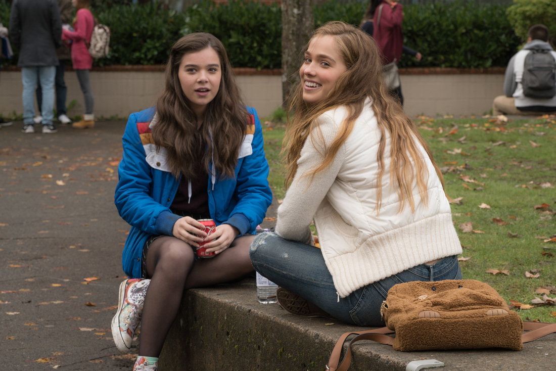 The Edge of Seventeen,Hailee Steinfeld,Haley Lu Richardson