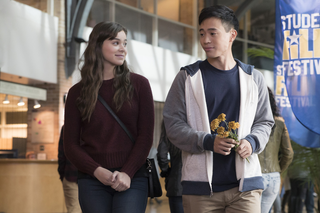 The Edge of Seventeen,Hailee Steinfeld,Hayden Szeto