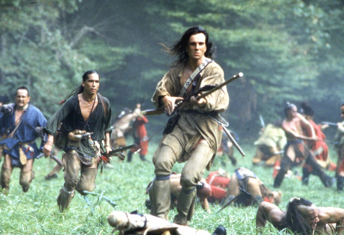 The Last of the Mohicans,Daniel Day Lewis