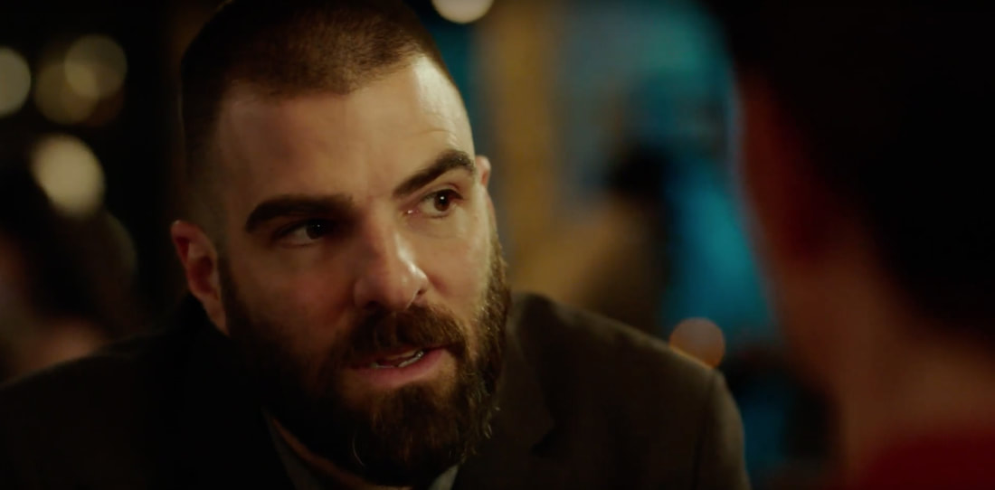 Who We Are Now,Zachary Quinto